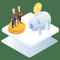 SAP for Insurance pension